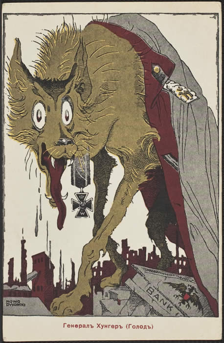 How Were Propaganda Posters Used in World War 1?