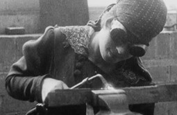 This section features powerful film footage of the First World War and its impact on society, revealing images of the fighting front and the civilian population; Sourced from the Film Archive at the Imperial War Museum