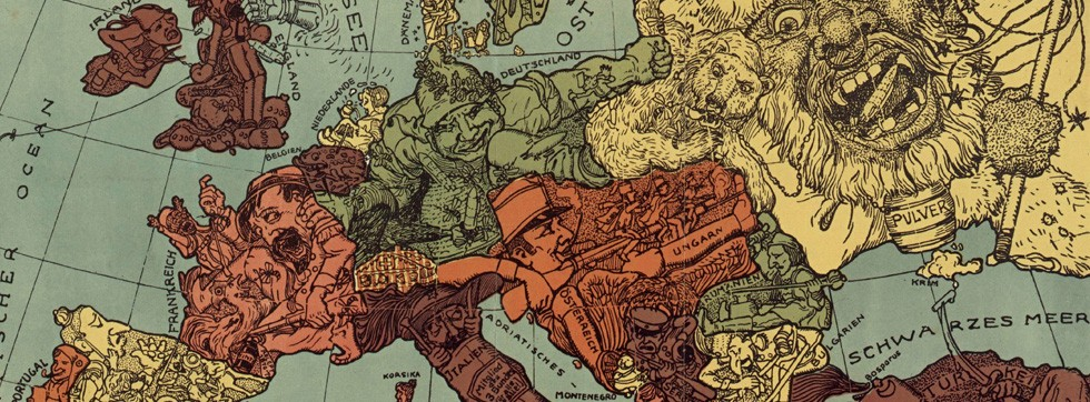 Mapping the Great War